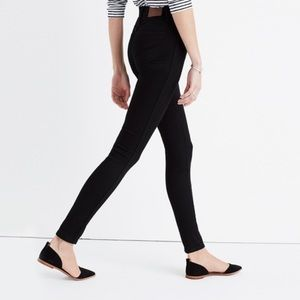"Like new Madewell 10"" High-rise Skinny Jeans"